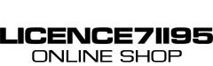LICENCE 71195 Online Shop