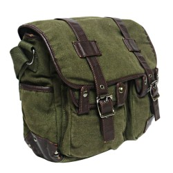 LICENCE 71195 Geeko CC Messenger Bag, Khaki