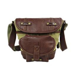LICENCE 71195 Galea Small Shoulder Bag, Beige