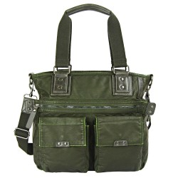LICENCE 71195 Commuter OZ Carrying Shoulder Bag, Khaki