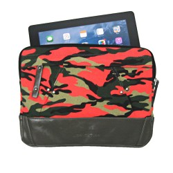 LICENCE 71195 Chameleon Tablet Case, Camo Orange