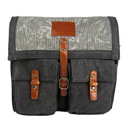 LICENCE 71195 Jumper II Canvas Messenger Bag, Grey
