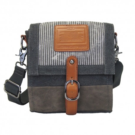 LICENCE 71195  Jumper Canvas S Shoulder Bag, Grey