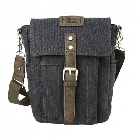 LICENCE 71195 College PiqueC S Shoulder Bag, Grey