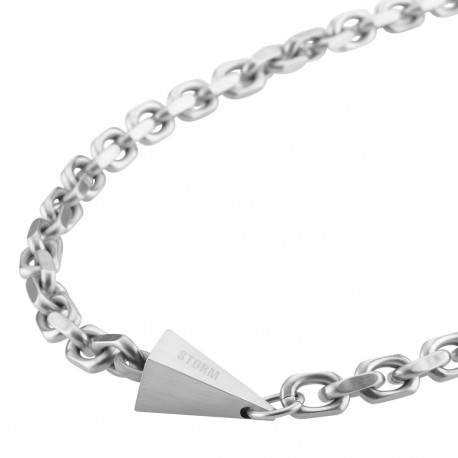 KAYO Necklace - Silver by STORM