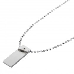 KEMPA Pendant - Silver by STORM