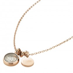 MIMI Necklace - Rose Gold by STORM