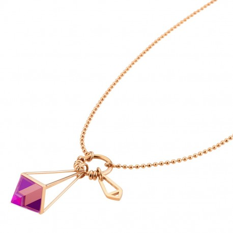 MARIZZA Nacklace - Rose Gold by STORM