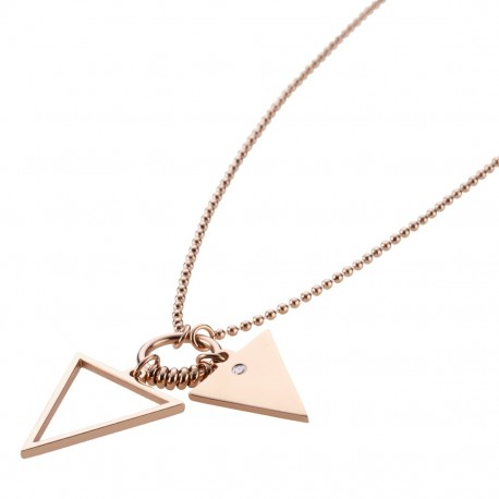 ROHAISE Nacklace - Rose Gold by STORM
