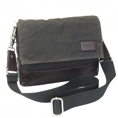 LICENCE 71195 College WaxC W Shoulder Bag, Grey