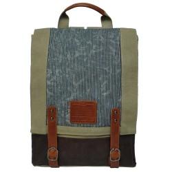 LICENCE 71195 Jumper Canvas Backpack, Beige