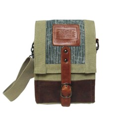 LICENCE 71195 Jumper Canvas SV Shoulder Bag, Beige
