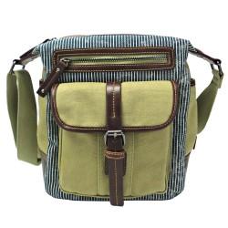 LICENCE 71195 Jumper II Canvas Shoulder Bag, Beige