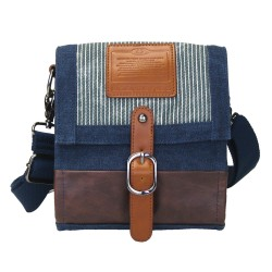LICENCE 71195  Jumper Canvas S Shoulder Bag, Navy