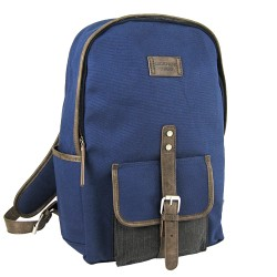 LICENCE 71195 College PiqueC Backpack, Navy