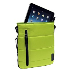 LICENCE 71195 i-Pack iPad Shoulder Bag, Lime