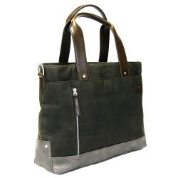 LICENCE 71195 College WaxC Tote Bag, Khaki