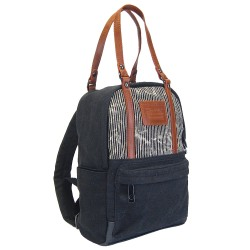 LICENCE 71195 Jumper Canvas Backpack/Carrying Bag, Grey