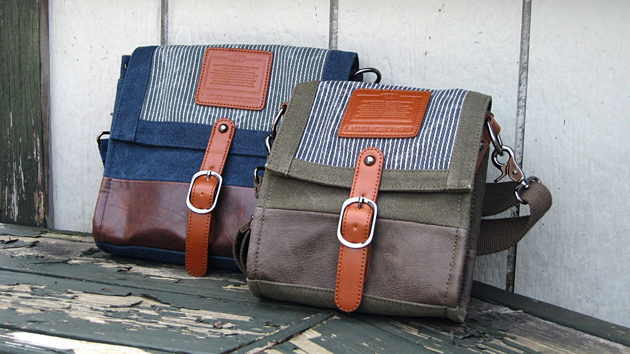 LICENCE 71195 Jumper Canvas Bags Collection