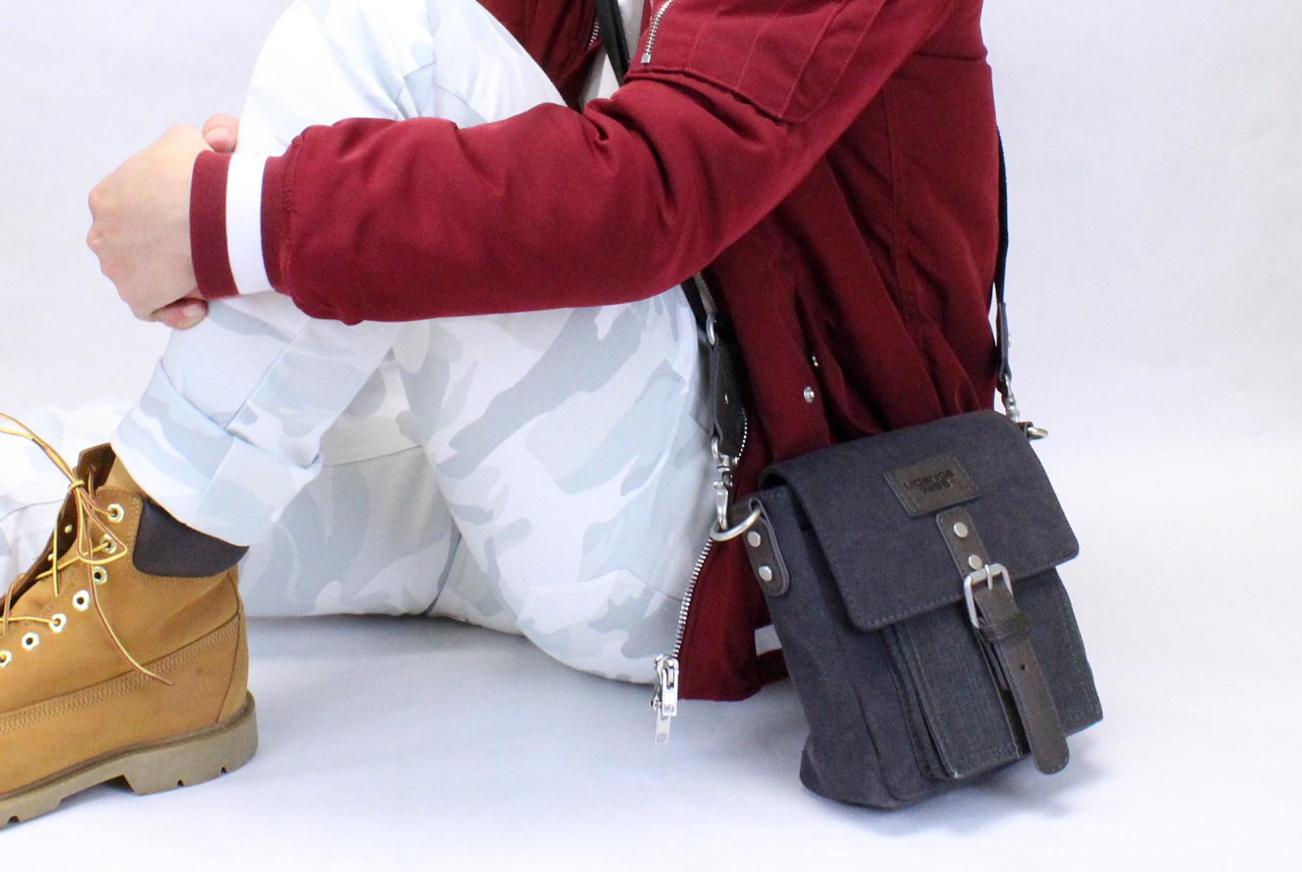 LICENCE 71195 College PiqueC SS Shoulder Bag